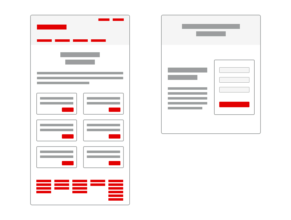 homepage-vs-landing-page