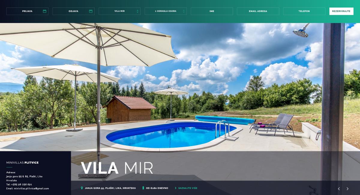 minivillas-plitvice-rezervacija