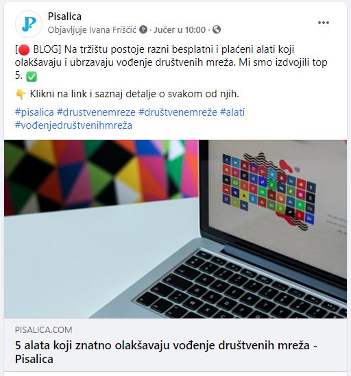 facebook-objava-primjer